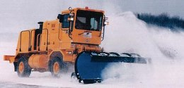 Snow Removal at airport